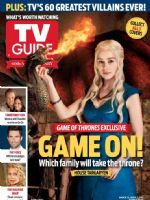 TV Guide Magazine [United States] (27 March 2013)