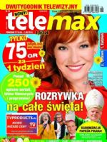 Tele Max Magazine [Poland] (18 April 2014)
