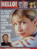 Hello! Magazine [United Kingdom] (28 March 2000)
