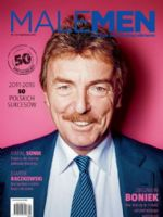 MaleMEN Magazine [Poland] (February 2015)