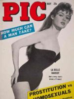 Pic Magazine [United States] (May 1956)