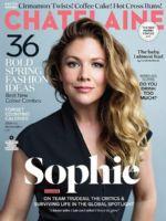425c248561e Chatelaine Magazine  Canada  (April 2016)