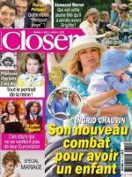 Closer Magazine [France] (5 May 2017)