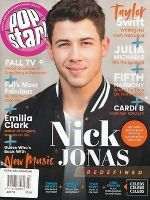 Popstar! Magazine [United States] (October 2018)