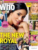 Who Magazine [Australia] (6 November 2017)