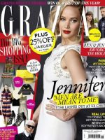 Grazia Magazine [United Kingdom] (30 November 2015)