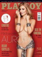Playboy Magazine [Romania] (December 2013)