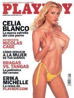Playboy Magazine [Spain] (August 2002)