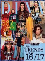 Diva Magazine [Austria] (October 2016)