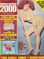Radiolandia Magazine [Argentina] (20 September 1982)
