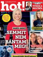 HOT! Magazine [Hungary] (12 October 2017)