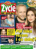 Zycie na goraco Magazine [Poland] (13 March 2014)