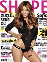 Shape Magazine [Turkey] (May 2015)