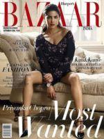 Harper's Bazaar Magazine [India] (September 2016)