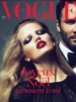 Vogue Magazine [France] (December 2010)