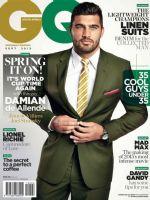 GQ Magazine [South Africa] (September 2015)