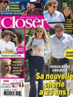 Closer Magazine [France] (16 June 2017)