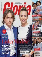 Gloria Magazine [Croatia] (19 July 2018)