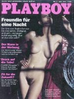 Playboy Magazine [Germany] (May 1992)