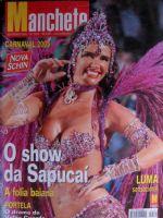 Manchete Magazine [Brazil] (February 2005)