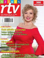 Szines Rtv Magazine [Hungary] (10 April 2017)