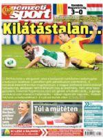 Nemzeti Sport Magazine [Hungary] (7 September 2013)