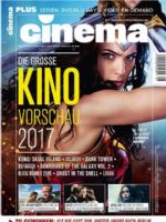 Cinema Magazine [Germany] (January 2017)