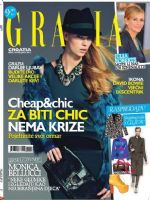 Grazia Magazine [Croatia] (February 2013)