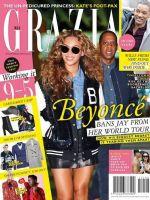 Grazia Magazine [South Africa] (27 April 2016)