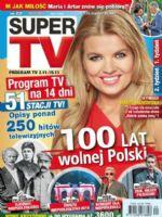 Super TV Magazine [Poland] (2 November 2018)