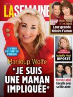 LA Semaine Magazine [Canada] (29 March 2019)