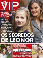 VIP Magazine [Portugal] (3 November 2018)