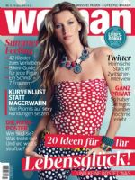 Woman Magazine [Austria] (18 July 2014)