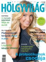 Hölgyvilág Magazine [Hungary] (6 September 2012)