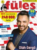 Fules Magazine [Hungary] (10 October 2017)