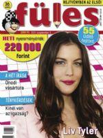 Fules Magazine [Hungary] (3 September 2019)