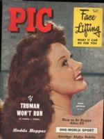 Pic Magazine [United States] (December 1951)