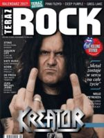 Teraz Rock Magazine [Poland] (January 2017)