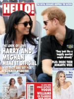 Hello! Magazine [United Kingdom] (9 October 2017)