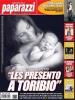 Paparazzi Magazine [Argentina] (26 August 2016)