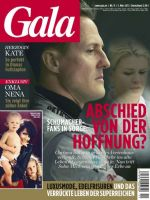 Gala Magazine [Germany] (5 March 2015)