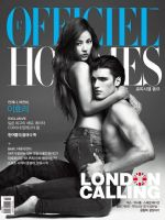 L'Officiel Hommes Magazine [Korea, North] (July 2012)