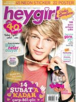 Hey Girl Magazine [Turkey] (February 2012)