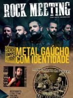 Rock Meeting Magazine [Brazil] (November 2016)