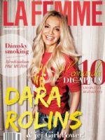 La Femme Magazine [Slovakia] (February 2016)