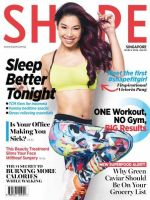 Shape Magazine [Singapore] (March 2017)
