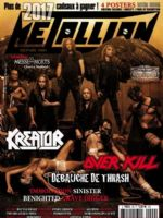 Metallian Magazine [France] (January 2017)