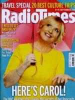Radio Times Magazine [United Kingdom] (8 September 2018)