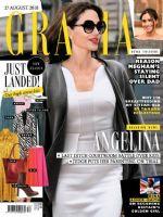Grazia Magazine [United Kingdom] (27 August 2018)