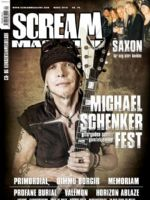 Scream Magazine [Norway] (March 2018)
